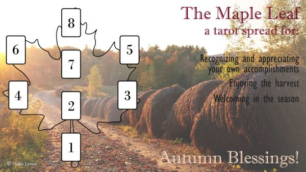 Tarot Spread for the Autumnal Equinox
